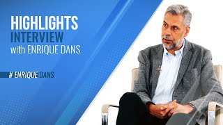 Highlights |  Interview with Enrique Dans