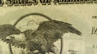 1 Million Dollar Bill Fake or Genuine???