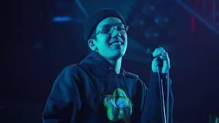 MEYOU x Ziggavoy x StickyRice Killah - ฟ้าร้อง (LIVE) @ BMMF10 | Cr.TATAEW