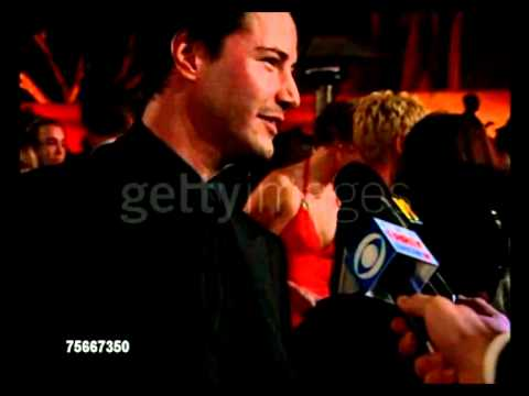 2000 Keanu Reeves 72ND ANNUAL ACADEMY AWARDS 26 Mar 2000
