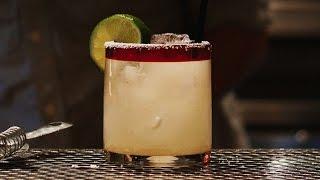 Making A Spicy Texas Margarita