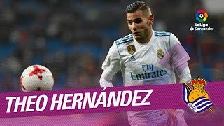 Theo Hernandez Real Sociedad new player