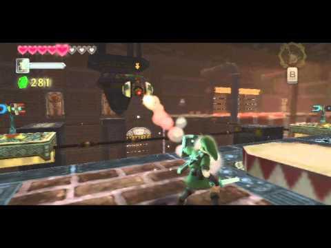 Видео № 1 из игры Legend of Zelda: Skyward Sword. Специальное издание (Б/У) [Wii]