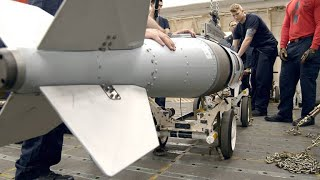 Meet The Crew That Assembles Bombs for Military Planes