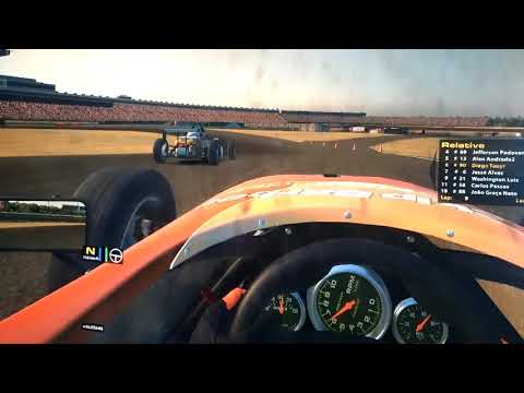 Major sttutering problem in iRacing — Oculus