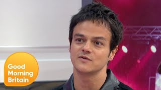 Jamie Cullum Discovered Old Texts From Amy Winehouse When Writing New Album | Good Morning Britain