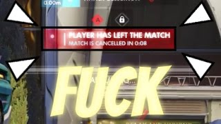 When overwatch competetive gets too lit...