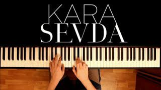 """мелодия из сериала """"Черная любовь"""" на пианино    """"Kara Sevda"""" OST - """"Anlatamam"""" Piano Cover"""