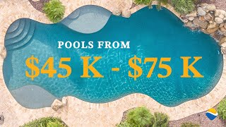 How Much Does A Pool Cost? $45 K - $75 K | California Pools & Landscape