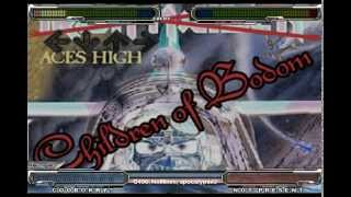 (August 6 SHOW) Stepmania: Children of Bodom - Aces High [HD]