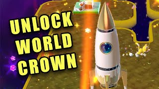 Super Mario 3D World Switch how to unlock the final world, World 12 Crown - 3D World Bowser's Fury