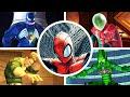 Spider man: Friend Or Foe All Bosses Ending