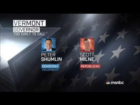 Midterm Election 2014 Coverage (MSNBC) 1/19