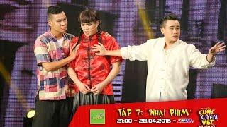 Cười Xuyên Việt  Tiếu Lâm Hội Tập 7 Chết Cười Với Dị Bản Tân Bến Thượng Hải Của Nhóm XPro