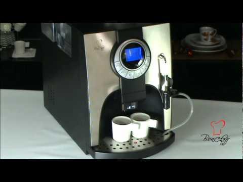 Bon Cheff La Crema - Máquina de Café Espresso Automática