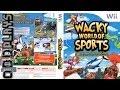 Oddplay Wacky Worlds Of Sports wii