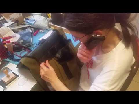 O convorbine amuzanta la telefon cu mama: Banggood Rucksack Solar (Versione in Romana)