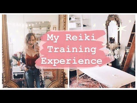 My Reiki Training Experience!☆