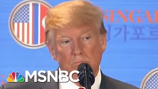Donald Trump Military Concession Was A Surprise To Kim Jong-Un, And The Pentagon | Hardball | MSNBC