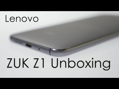 Lenovo ZUK Z1 Smartphone Unboxing & Overview