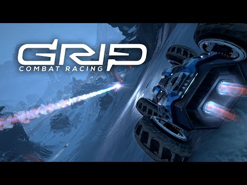 GRIP: Combat Racing Soundtrack Spotlight Trailer ESRB thumbnail