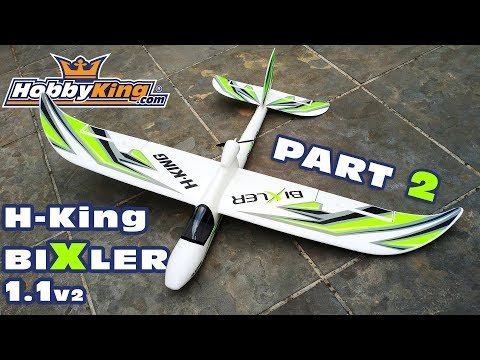 hking-bixler-11v2--the-beginner-or-basher-airplane---show--tell