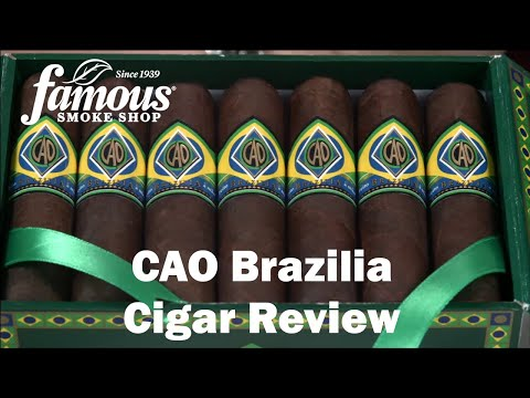 CAO Brazilia video