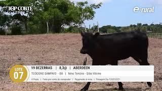 19 BEZERRAS ABERDEEN