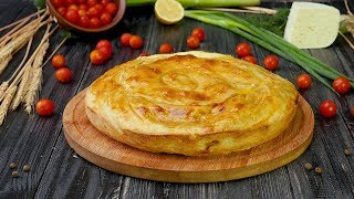 Вертута с брынзой и зеленью - Рецепты от Со Вкусом