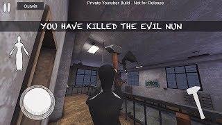 PLAYING AS THE NUN AND KILLING HER!! | Evil Nun