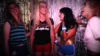 "Glam Skanks - ""Roxy Roller"" [Official Music Video] Nick Gilder Cover"