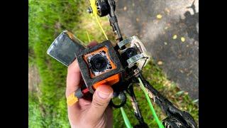 FPV Raw - RIP Runcam 5 Orange