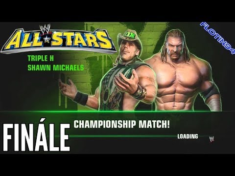 WWE All Stars | Path of Champions Legends - Degeneration X | The End