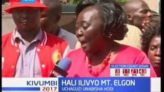 Maandalizi Mlima Elgon :  Usalama wazorota huku
