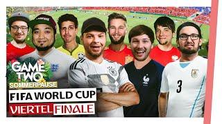 TOOOOOOR!! Die FIFA Fußball-Weltmeisterschaft bei Game Two - Das Viertelfinale