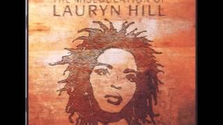 Lauryn Hill   Lose Myself HQ