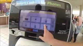 Автомат по приему бу техники Бизнес в США