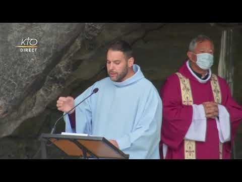 Messe de 10h à Lourdes du 30 mars 2021