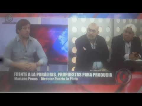 VIDEO En Ciudadadanos, Penas defendió su proyecto de reconversión del Astillero