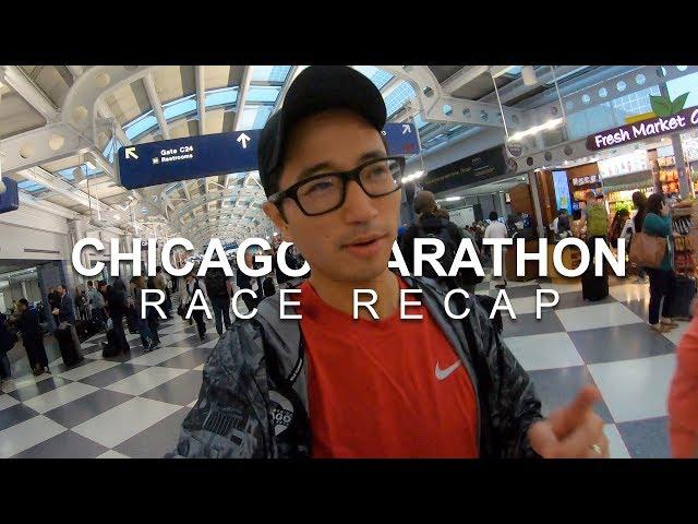 Chicago Marathon 2018 Race Recap