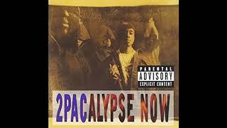 2Pac - Tha' Lunatic (ft. Stretch)