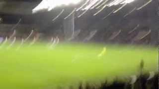 preview picture of video 'PANATHINAIKOS FANS IN LONDON UK (Tottenham-Panathinaikos 06/12/2012)'
