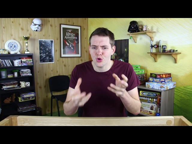 Gry planszowe uWookiego - YouTube - embed Kvt8qagCok4