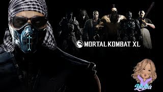 Mortal Kombat X - Gameplay en español