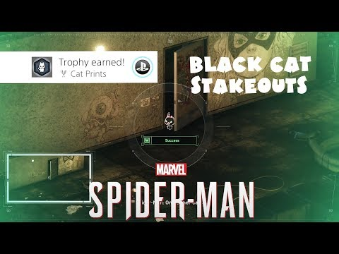 spider man ps4 trophy guide