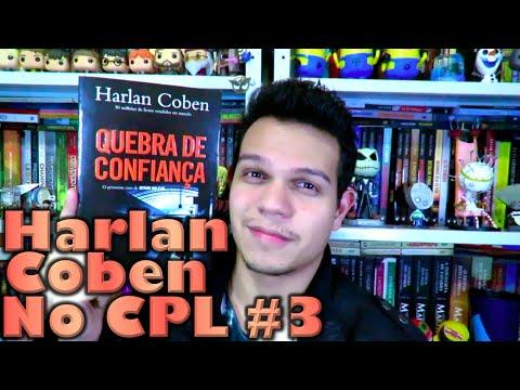 Harlan Coben no CPL #3 - Myron Bolitar: Quebra de Confianc?a (livro 1) | Cultura e Pro?xima Leitura