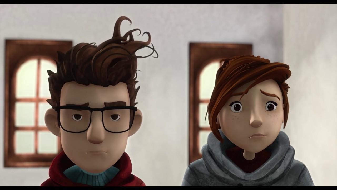 Trailer för Jakten på snömonstret