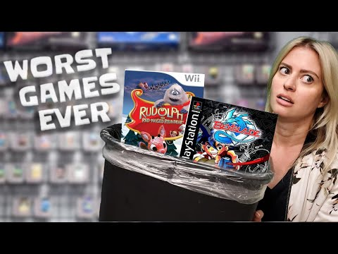 You Would Even Say It Blows - Worst Games Ever Gameplay