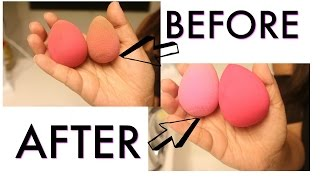 Beauty Blender Cleaning HACK Tested!