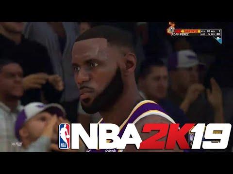 NBA 2K19 My Career Offline Mode - TEAM TAKEOVER!!